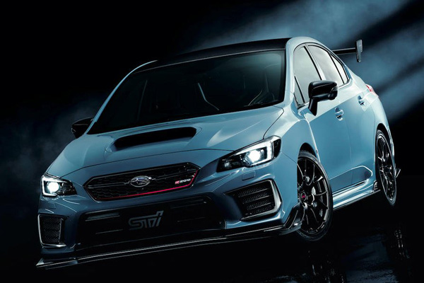 Une nouvelle Subaru WRX STi pour les USA