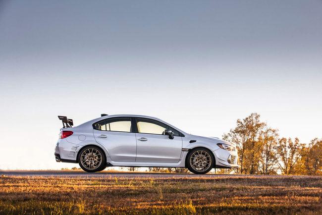 Detroit : Subaru WRX STI S209