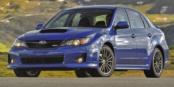 SubaruWRX : un modèle à part entière