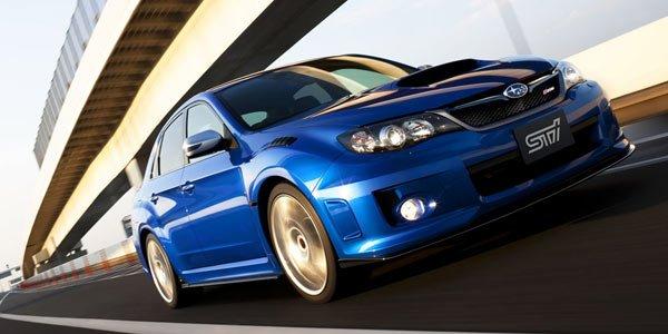 Plus de puissance pour la Subaru WRX STi