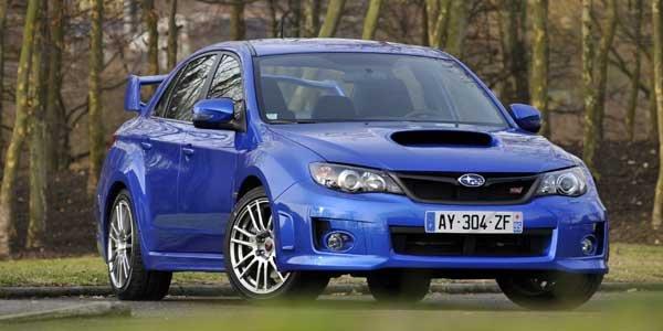 Subaru WRX STI S : prix revu à la baisse