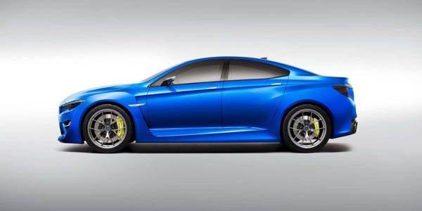 La Subaru WRX Concept sera à Francfort