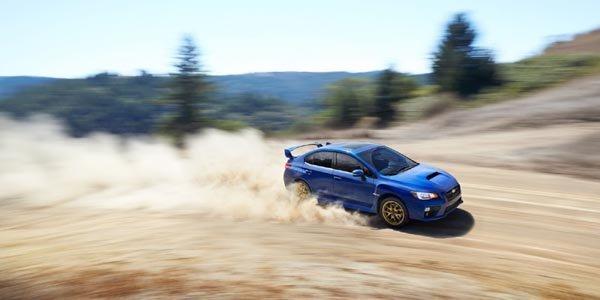 Subaru WRX STi : premières photos