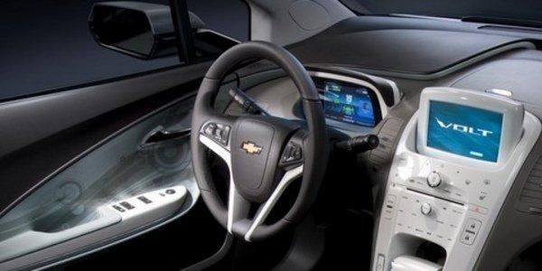 Chevrolet Volt voiture de l'année 2011