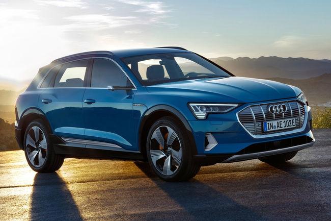 Audi en mode électrique pour le Super Bowl