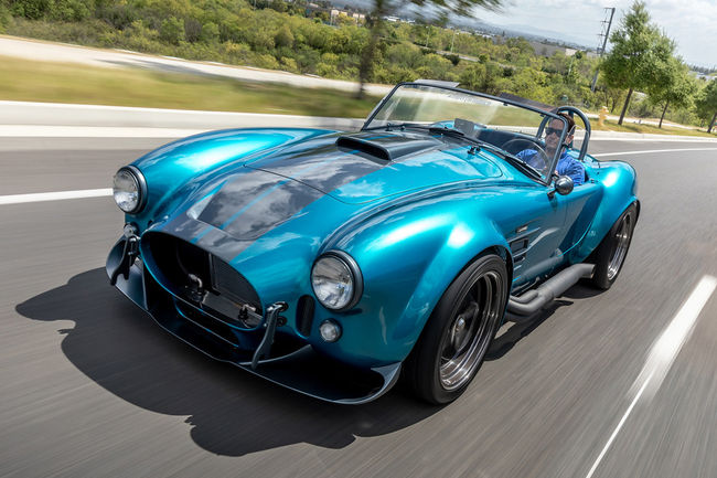 Superformance MkIII-R : la Cobra modernisée