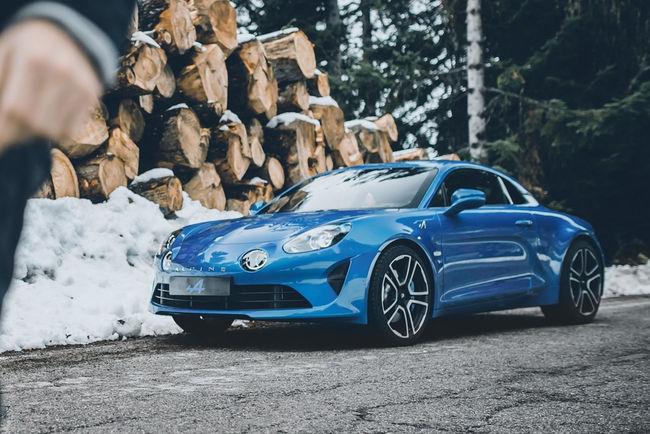 Le futur SUV d'Alpine déjà en développement ?