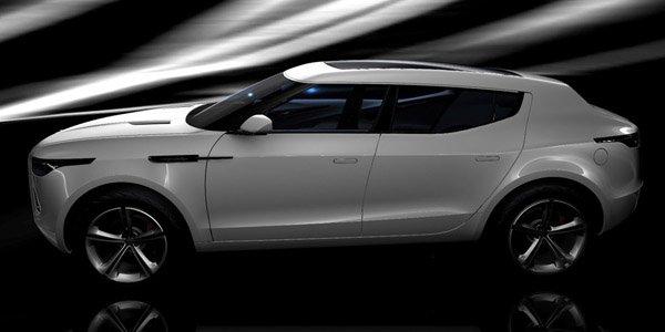Aston Martin : un SUV en approche