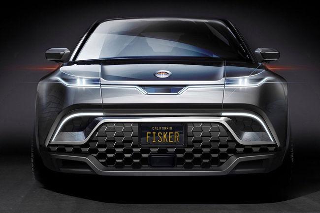 Nouveau teaser pour le SUV électrique de Fisker