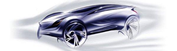 Mazda : Un concept de SUV pour la Russie