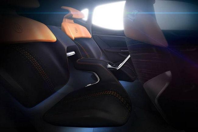 Deux teasers pour le SUV Pininfarina K350
