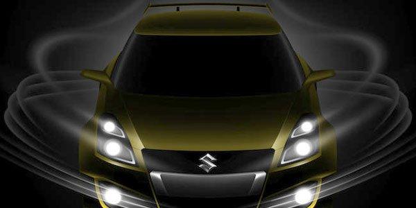 Suzuki Swift S Concept, avant la Sport