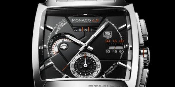 Tag Heuer : la Monaco fête ses 40 ans