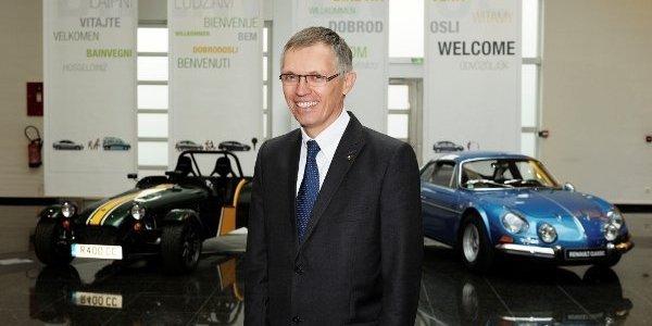 Carlos Tavares à la tête d'Aston Martin ?
