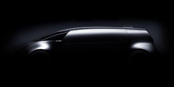 Mercedes tease son concept Vision Tokyo