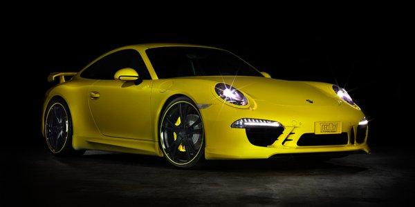 Techart se penche sur la Porsche 991