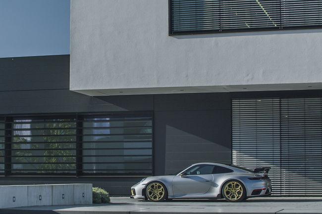 TechArt et la Porsche 911 Type 992