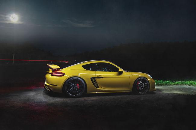 TechArt : un pack GT pour les modèles Porsche 718