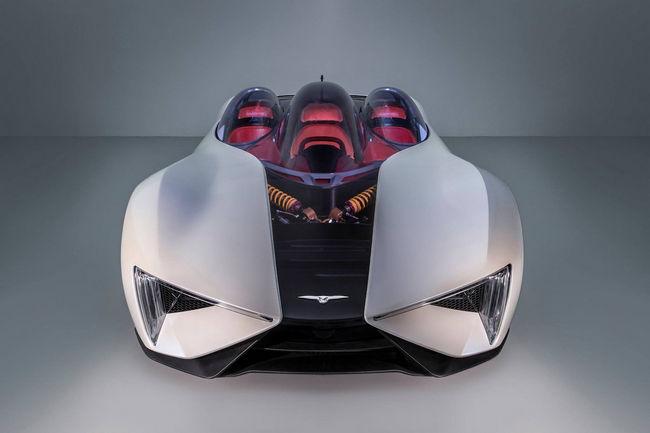 Techrules présente sa Supercar Ren