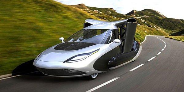 Terrafugia TF-X : la voiture volante autonome