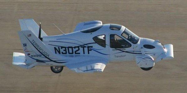 Terrafugia Transition, voiture volante