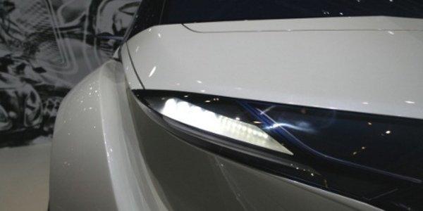 Salon de Genève : Tesla IED Eye