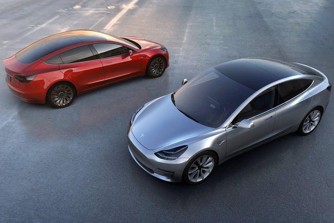 Le mode Ludicrous au programme de la Tesla Model 3