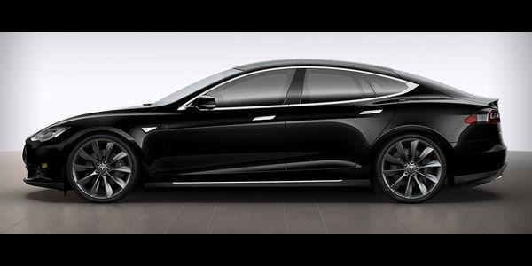 Tesla lance le configurateur de la Model S