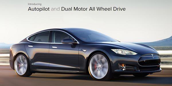 La Tesla Model S se dote d'une version D
