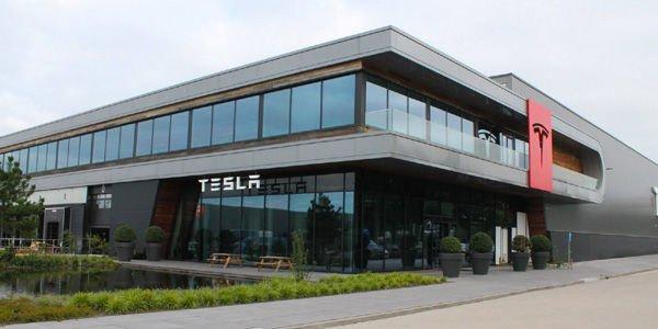Première usine européenne pour Tesla