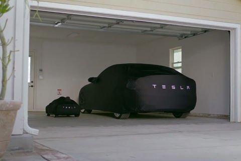 Les enfants aussi ont leur Tesla Model S