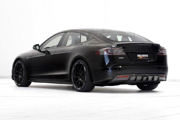 Tesla Model S P90D par Brabus