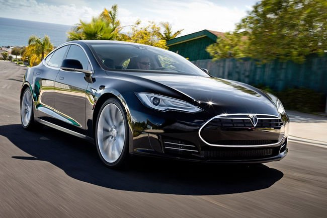 Tesla Model S P90D : mise à jour du Ludicrous Mode