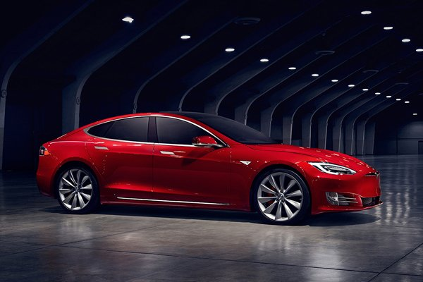 La Tesla Model S passe au restylage