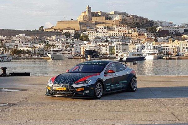 L'Electric GT Championship est lancé