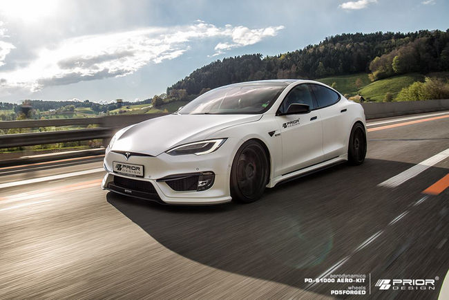 Tesla Model S par Prior Design
