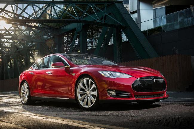 Record : 1087 km couverts en une seule charge avec une Tesla Model S