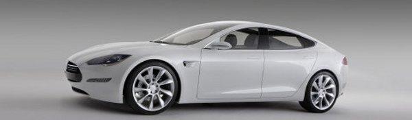 Tesla dévoile son nouveau modèle S