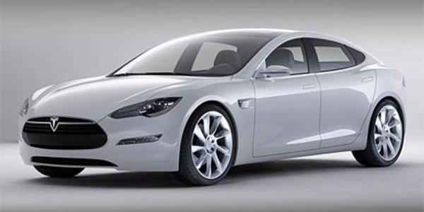 3000 précommandes pour le Tesla Model S