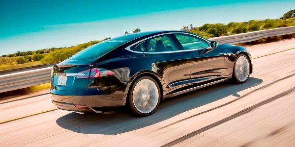 Une version sport pour la Tesla Model S
