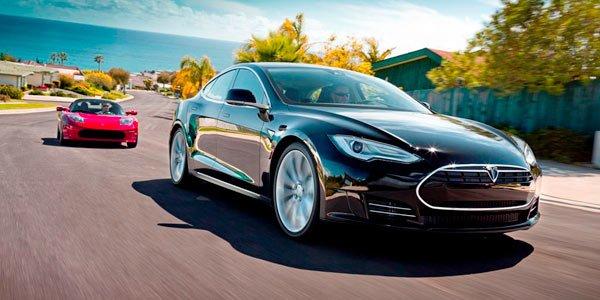 Tesla Model S : à partir de 57 400$