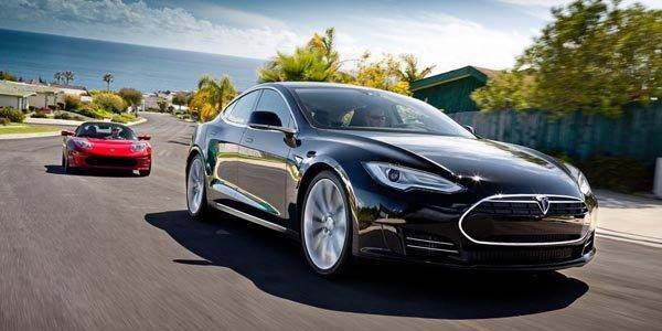 Prix en baisse pour la Tesla Model S