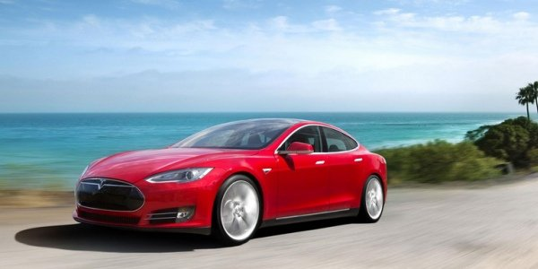 La Model S en transmission intégrale