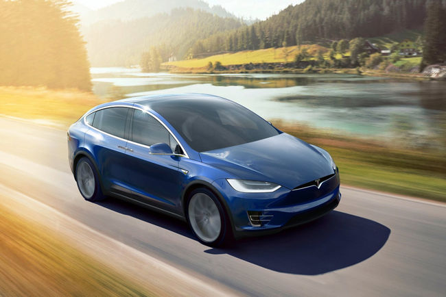 Tesla Model S et Model X 100D : autonomie accrue