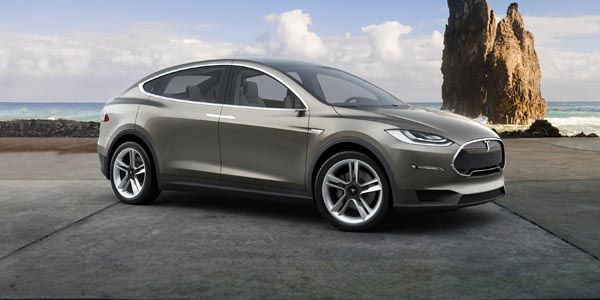 Tesla Model X : la batterie 85kWh Performance au catalogue