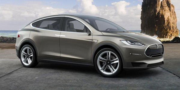 Tesla Model X : production lancée en septembre