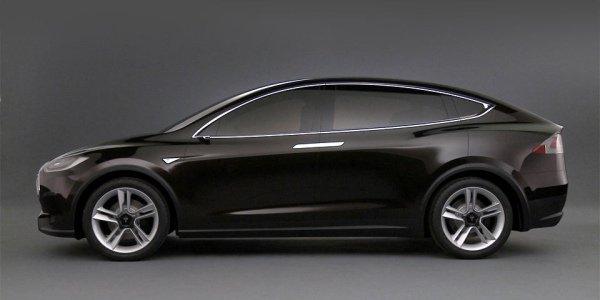 13 000 réservations pour le Tesla Model X