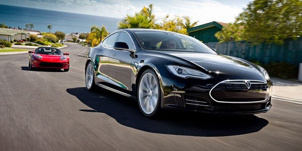Tesla Model X : présentation le 9 février