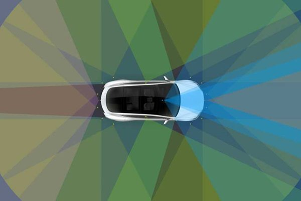 Tesla passe en mode 100 % autonome