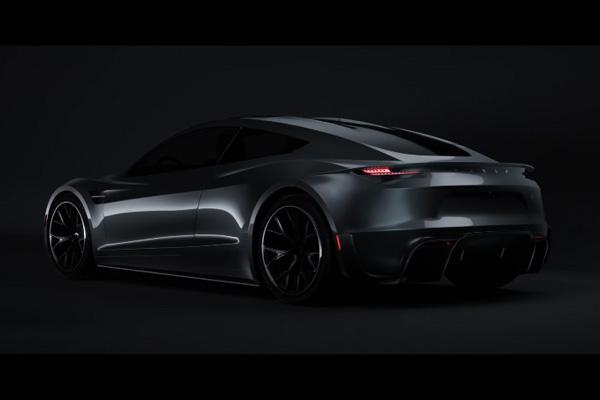 Le Tesla Roadster comme vous ne l'avez jamais vu